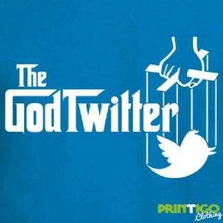 The God Twitter T-shirt